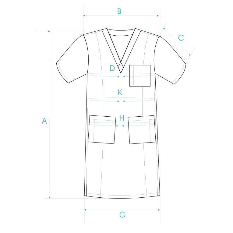 jak dobrać wymiar - sukienka / MW05