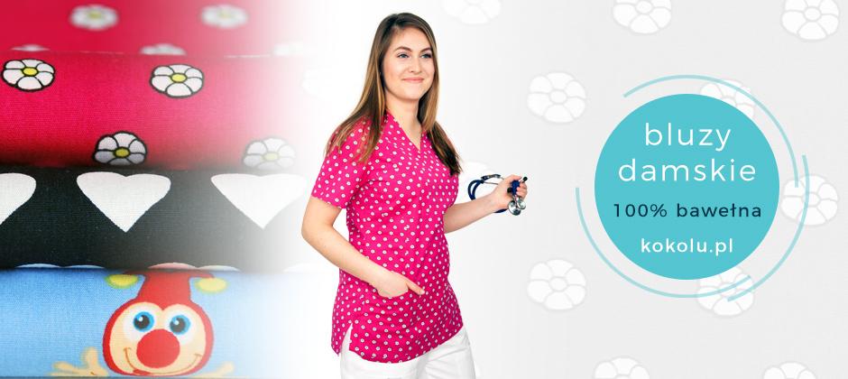 odzież medyczna, bluza medyczna, Gdańsk, ubrania medyczna