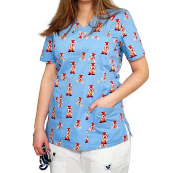 bluza-medyczna-niebieska-kokolu