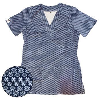 bluza medyczna granatowa gdansk kokolu