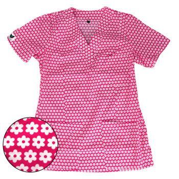 bluza medyczna rozowa gdansk kokolu