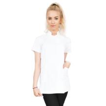 bluza kosmetyczna medyczna biała kokolu gdansk