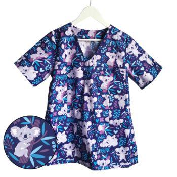bluza-medyczna-damska-koala-kokolu-gdansk