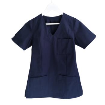 bluza-medyczna-damska-granatowa-kokolu-gdynia
