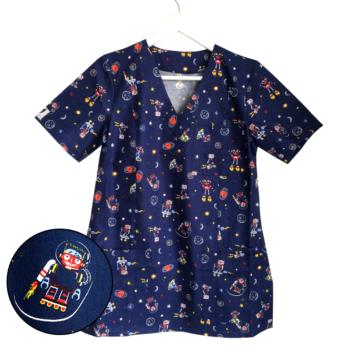 bluza-medyczna-damska-kosmos-kokolu
